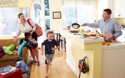 Dear Stay at Home Parent—A Letter From The One Who Works