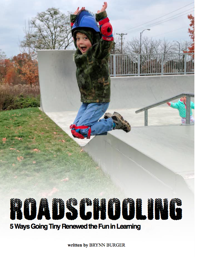 """Roadschooling: 5 Ways Going Tiny Renewed the Fun in Learning"" is locked Roadschooling: 5 Ways Going Tiny Renewed the Fun in Learning"