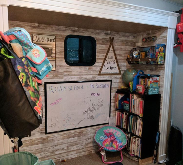 How To Build A Killer Roadschool Room When Space Is Limited: 4 Tips To Make The Most Out Of Your Area