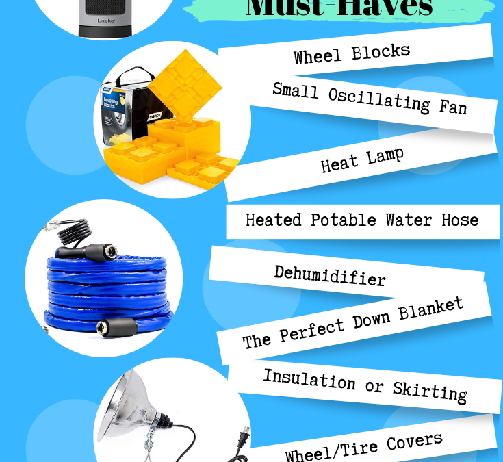Tiny House Winterizing Must-Haves
