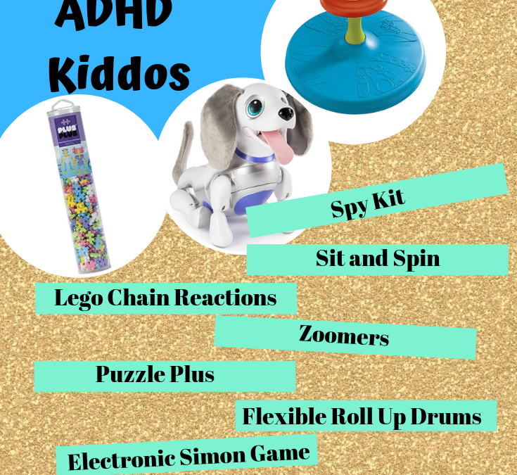 Friday Faves: Gift Must-Haves for Those with ADHD