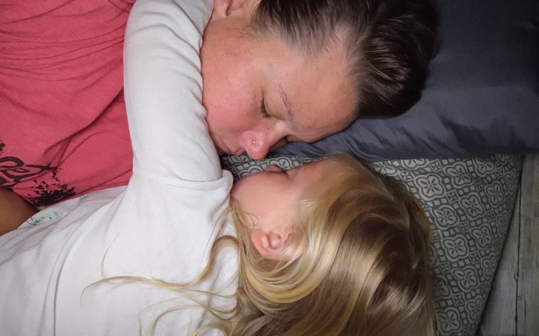 Here's Why Tired Moms Keep Going…