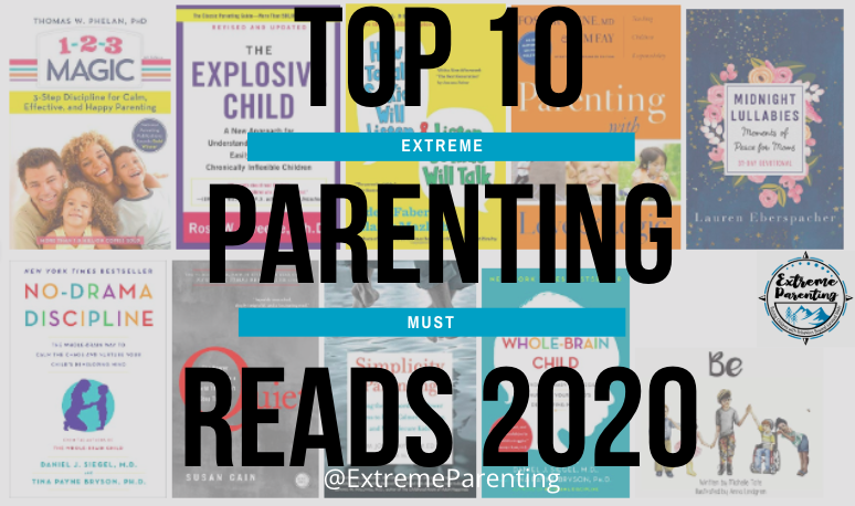 Top 10 Extreme Parenting Reads for 2020 | The Mama On The Rocks