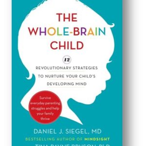 The Whole-Brain Child by Daniel J. Siegel | The Mama On The Rocks