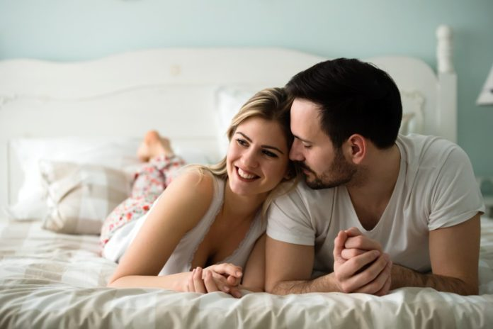 My Husband and I Made A Pact to Have Sex Every Night for A Month—Here's What Happened | The Mama On The Rocks